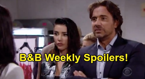 The Bold and the Beautiful Spoilers: Week of May 11 – 'High Fashion and Hot Drama' - Paparazzi Chaos, Runway Sabotage & Stolen Designs
