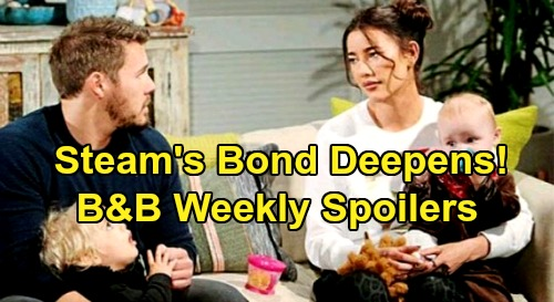 The Bold and the Beautiful Spoilers: Week of October 28 – Hope's Thomas Mistake – Liam & Steffy's Bond Deepens – Shauna in Ridge's Bed
