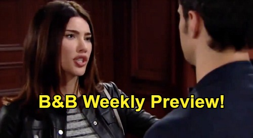 The Bold and the Beautiful Spoilers: Week of March 2 Preview – Steffy Blasts Thomas Over Plan to Marry Hope Instead of Zoe – Wedding Chaos