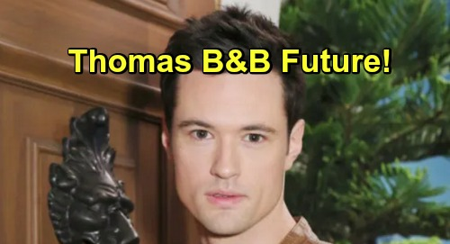 The Bold and the Beautiful Spoilers: Twisted Thomas' Future – Can He Be Redeemed or Should B&B Just Make Him a Full-Blown Psycho?