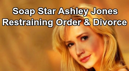 The Bold and the Beautiful Spoilers: Ashley Jones Granted Restraining Order Against Husband – Soap Star Files For Divorce
