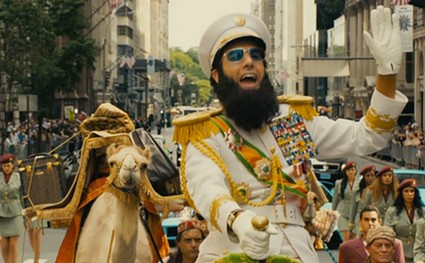 The Dictator Sacha Baron Cohen's Reply's to Oscar Ban