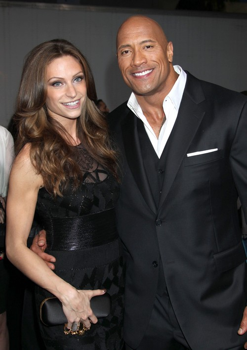 Dwayne The Rock Johnson Baby News: Girlfriend Lauren Hashian Pregnant With First Child