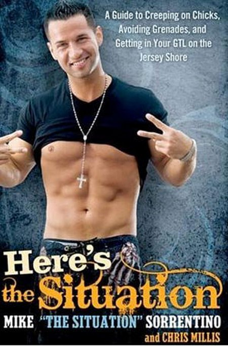 The Situation Wrote A Book - Huh Who Knew He Could Spell?