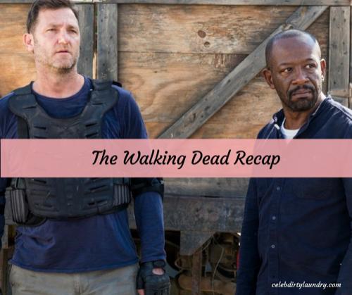 "The Walking Dead Recap 3/12/17: Season 7 Episode 13 ""Bury Me Here"""