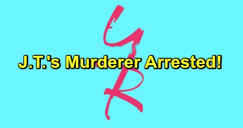 The Young and the Restless Spoilers: J.T. Murderer Arrested - Casting News Shocker, Two New Y&R Reporter Roles