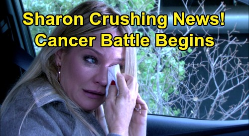 The Young and the Restless Spoilers: Sharon's Tough Cancer Battle Begins – Breaks Crushing Health News to Terrified Loved Ones?