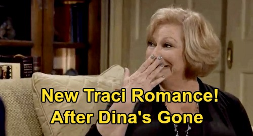 The Young and the Restless Spoilers: Traci's New Love Blooms After Dina's Gone – Y&R Offers Chance at Romance?