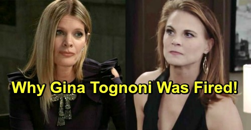 The Young and The Restless Spoilers: This Is Allegedly Why Gina Tognoni Was Fired as Phyllis and Replaced by Michelle Stafford