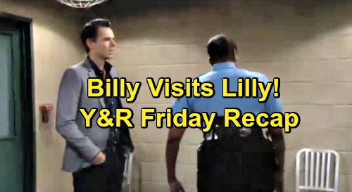 The Young and the Restless Spoilers: Friday, January 18 Recap – Billy's Bomb for Lily – Devon Warns Cane – Victor Surprises Nikki