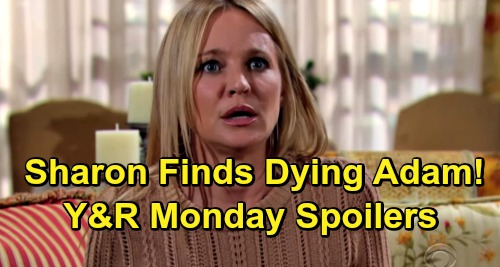 The Young and the Restless Spoilers: Monday, May 20 – Sharon Finds Adam Bleeding Out – Shooter Leaves The Money