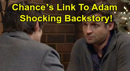 The Young and the Restless Spoilers: Chance's Connection To Adam's Las Vegas Period Revealed – Shocking Backstory Details