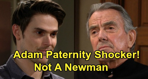 The Young and the Restless Spoilers: Adam's Paternity Shocker - Not a Newman, Says Victor – Twisted Scheme to Stop Son?