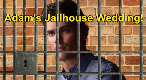 The Young and the Restless Spoilers: Arrested Adam's Jailhouse Wedding – Chelsea's Ultimate Support After Victor Plot Backfires?