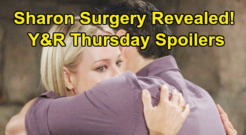 The Young and the Restless Spoilers: Thursday, April 9 – Sharon Surgery Fate Revealed, Next Scary Step – Abby's Crushing Defeat