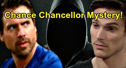 The Young and the Restless Spoilers: Chance Chancellor Mystery - Will He Return To Disrupt Adam's Custody Plans?
