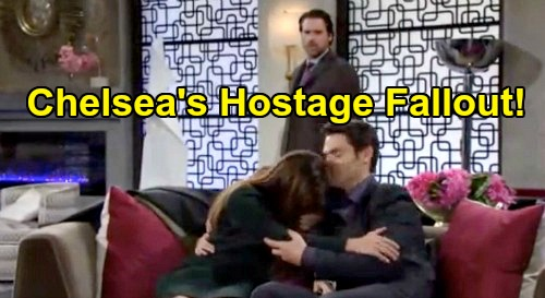 The Young and the Restless Spoilers: Chelsea's Hostage Fallout - Adam's Connor Custody Issues, Nick's Political Nightmare