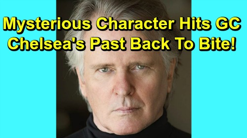 The Young and the Restless Spoilers: Mysterious New Character Daryl Tulane Hits GC – Chelsea's Past Comes Back to Bite Her