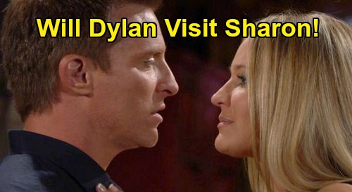The Young and the Restless Spoilers: Will Dylan McAvoy Return During Sharon's Cancer Battle - Could Steve Burton Visit Y&R From General Hospital?