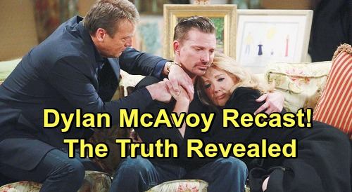 The Young and the Restless Spoilers: Is a Dylan McAvoy Recast Next - More Y&R Returns Ahead – The Truth Revealed