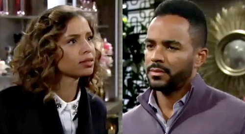The Young and the Restless Spoilers: Elena Secretly Wants Nate - Jealous of Amanda's Growing Relationship With The Doctor