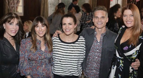 The Young and the Restless Spoilers: Elizabeth Hendrickson Surrounded By Love At Baby Shower - General Hospital & Y&R  Co-Stars Honor Mom To Be
