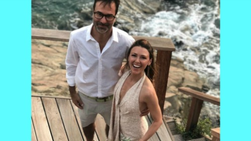The Young and the Restless Spoilers: Elizabeth Hendrickson Shares Wedding News On Social Media - Soap Stars Offer Congratulations