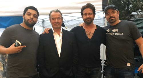 The Young and the Restless Spoilers: Eric Braeden Appears In Major Motion Picture - 'Den of Thieves' Now Available On Netflix