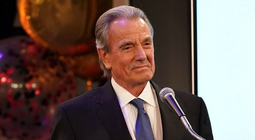 The Young and the Restless Spoilers: Eric Braeden Sends Love to Fans During Coronavirus Crisis – Looks Forward to Filming Again