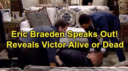 The Young and the Restless Spoilers: Eric Braeden Speaks Out on Victor's Death Shocker – Reveals True Status at Y&R