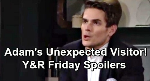 The Young and the Restless Spoilers: Friday, June 21 – Victor's Ruthless Powerplay – Adam's Unexpected Visitor – Elena's Shocker