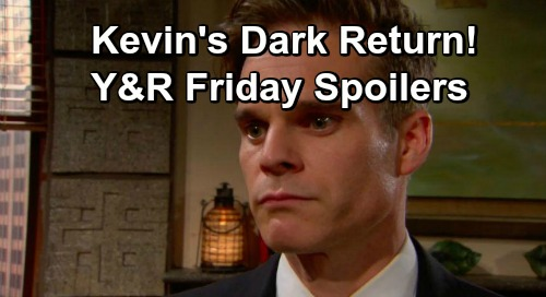 The Young and the Restless Spoilers: Friday, June 7 – Gina Tognoni's Final Scenes as Phyllis – Kevin's Dark Return