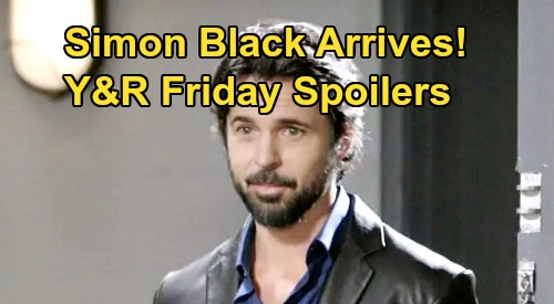 The Young and the Restless Spoilers: Friday, November 1 – Simon Black Arrives, Chelsea's Wicked Past – Nikki's Tough Decision