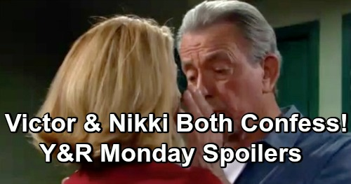 the young and the restless spoilers january 7 monday