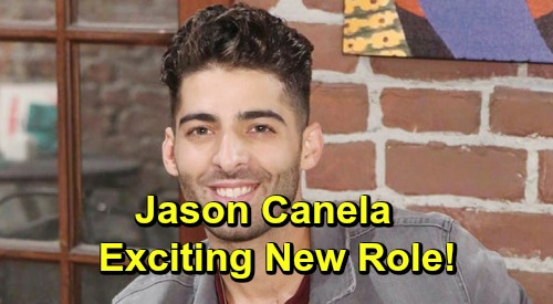 The Young and the Restless Spoilers: Y&R Star Jason Canela's New Role Revealed – Exciting News for Fans