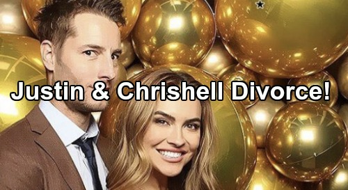 The Young and the Restless Spoilers: Update - Justin Hartley Files To Divorce Chrishell Hartley - Couple Separated July 2019