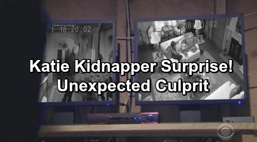 The Young and the Restless Spoilers: Katie's Kidnapper Member of Newman Ranch Staff – J.T. Storyline Shocker?