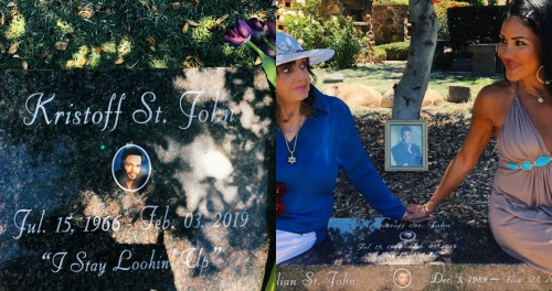 The Young and the Restless Spoilers: Kristoff St. John's Headstone Unveiled At Gravesite - Lasting Tribute To Beloved Actor