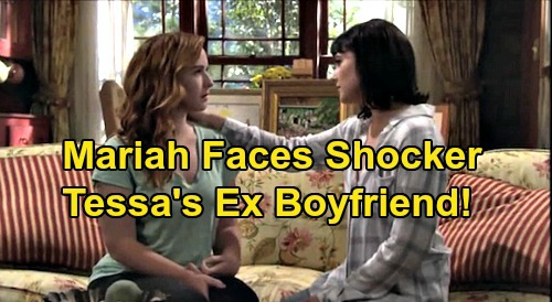 The Young and the Restless Spoilers: Tessa's Amazing Tour Offer - Mariah Faces Jealousy, Former Boyfriend Shocker?