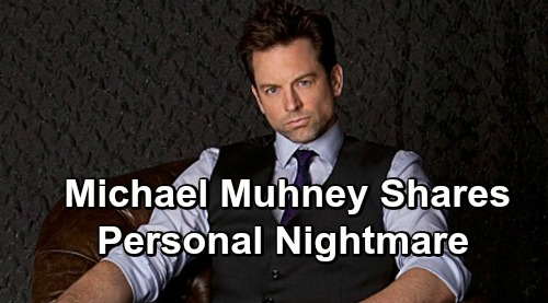 The Young and the Restless Spoilers: Michael Muhney Shares Suicide Struggles – Y&R Alum Considered Taking His Own Life