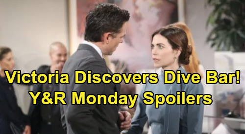 The Young and the Restless Spoilers: Monday, January 13 – Sharon's Biopsy Shows Cancer – Victoria Discovers Dive Bar, Confronts Billy