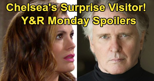 The Young and the Restless Spoilers: Monday, July 29 – Chelsea's Surprise Visitor - Adam and Rey's Explosive Sharon Showdown
