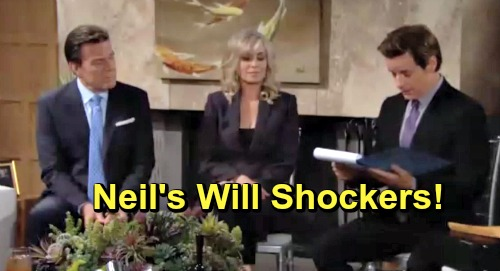 The Young and the Restless Spoilers: Neil's Heartbreaking Will Reading – Huge Curveballs for Loved Ones Left Behind