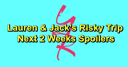 The Young and the Restless Spoilers Next 2 Weeks: Lauren and Jack's Risky Road Trip – Rey's Shocking Discovery – Victor's Health News