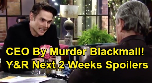 The Young and the Restless Spoilers Next 2 Weeks: Sharon's Cancer News - Amanda & Nate Sizzle – Adam's CEO Blackmail