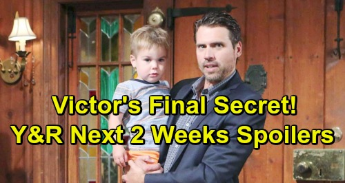 The Young and the Restless Spoilers Next 2 Weeks: Lola's Disaster - Victor's Final Shocking Secret – Adam's Unfinished Business