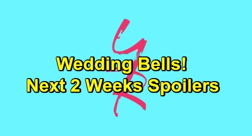 The Young and the Restless Spoilers Next 2 Weeks: Adam Hunts for Chloe – Nick Recruits Rey – Sound of Wedding Bells