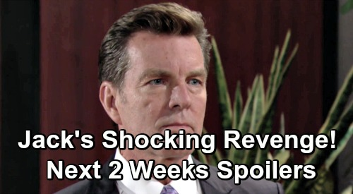 The Young and the Restless Spoilers Next 2 Weeks: Jack's Shocking Revenge Mission – Phyllis Goes Way Too Far