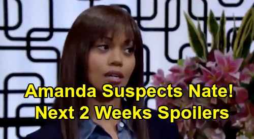 The Young and the Restless Spoilers Next 2 Weeks: Billy Pleads Case to Victor – Cane's Startling Discovery – Amanda Suspects Nate