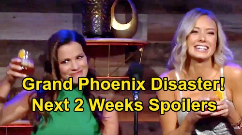The Young and the Restless Spoilers Next 2 Weeks: Phyllis' Grand Phoenix Disaster – Victor's Big Secret – Nate Suspects Adam